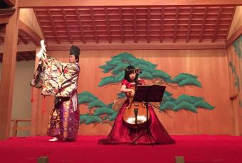 歌舞伎と音楽